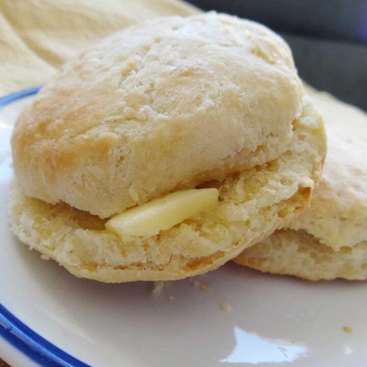 Butter biscuits recipe - Southern style