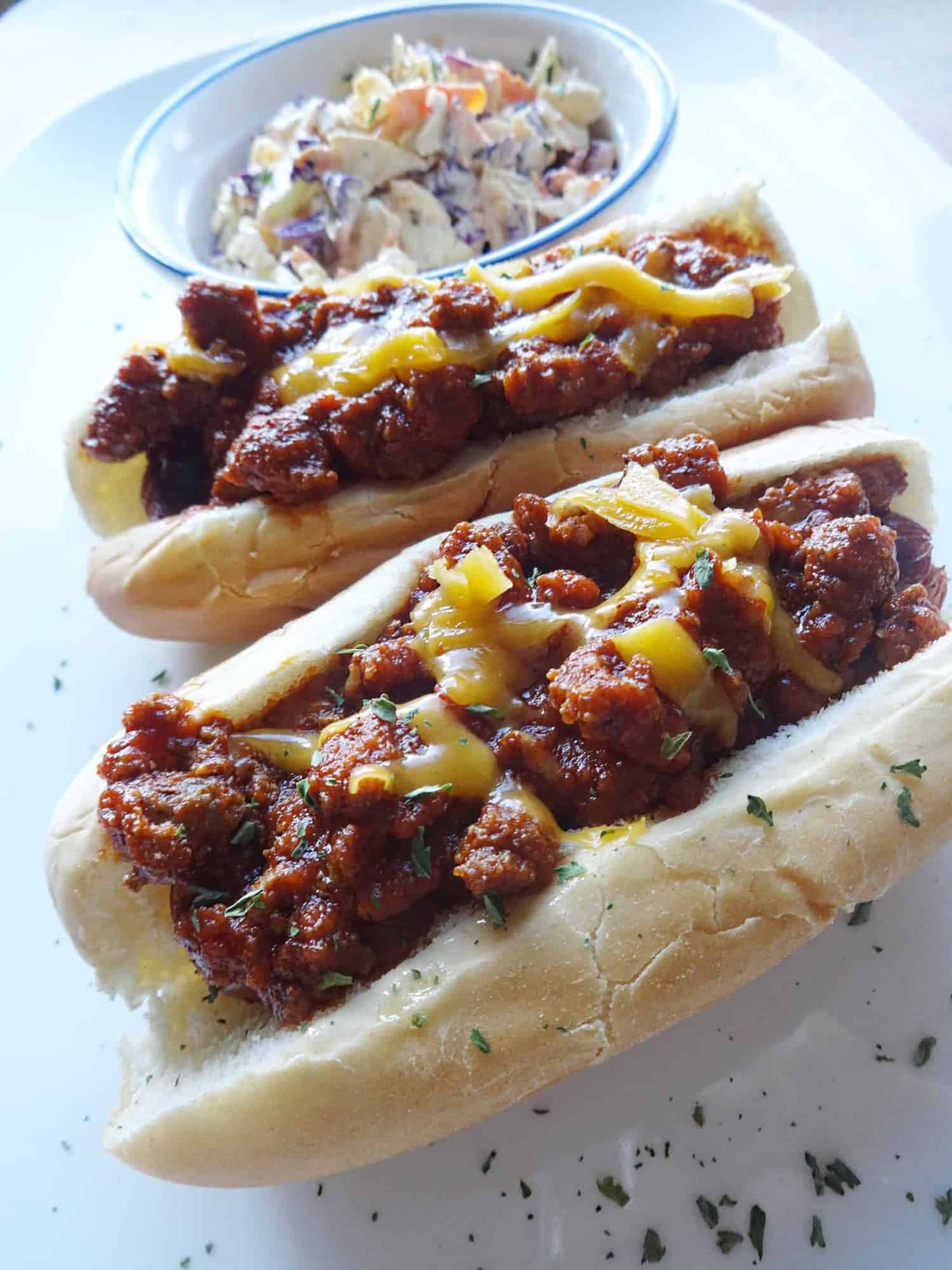 Hot Dog Chili Recipe Easy Delicious Savory With Soul
