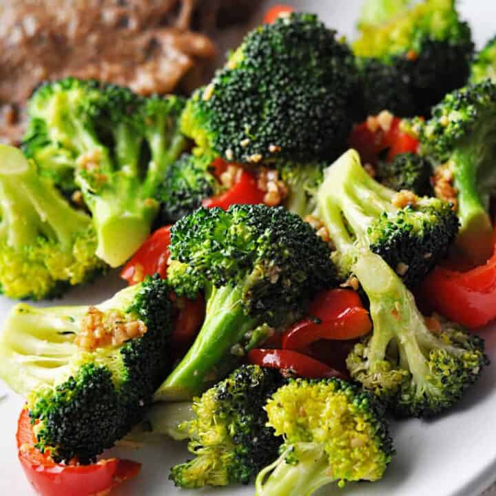 Sauteed Broccoli Fried Broccoli