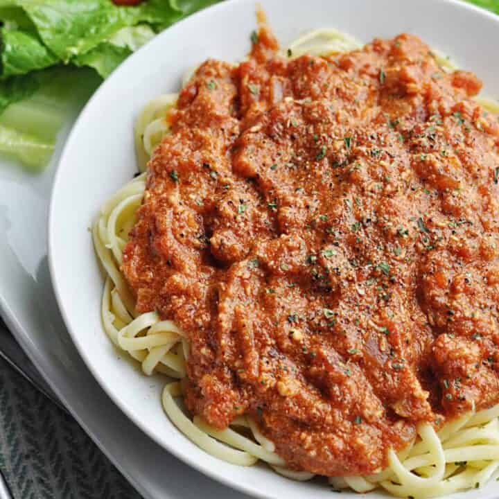 Five Cheese Marinara Recipe