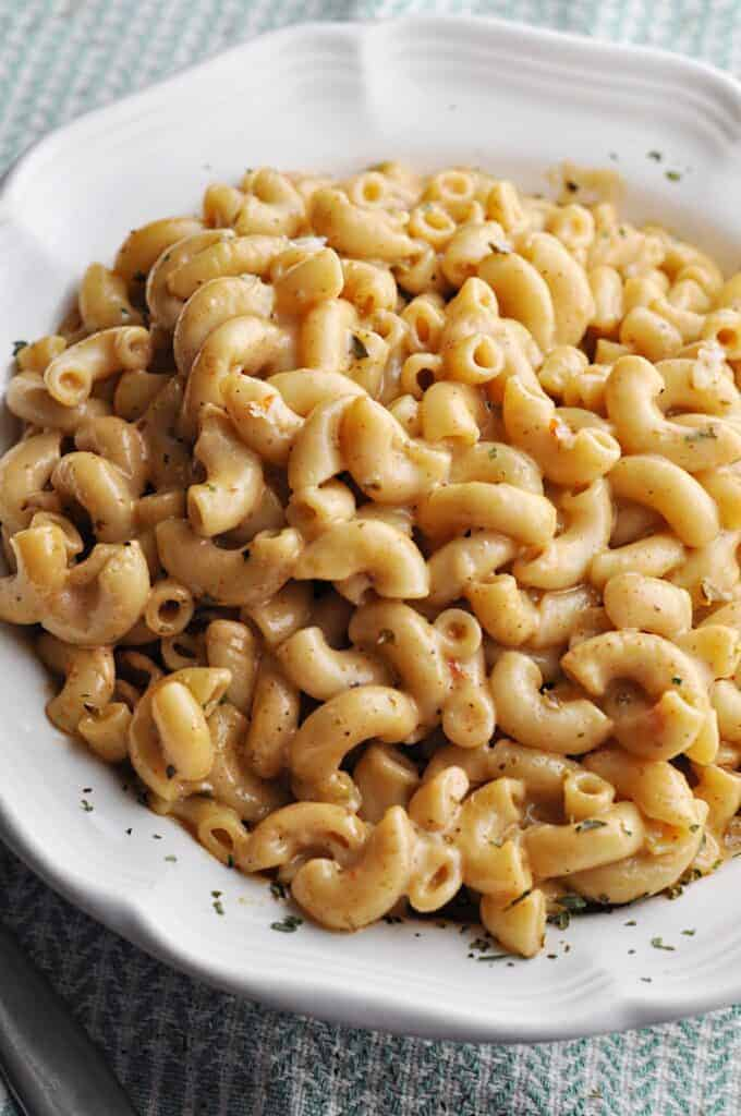 Macaroni & Cheese with pepper jack