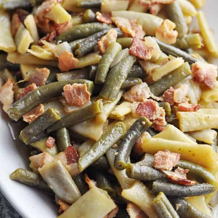 Texas Roadhouse Green Beans Recipe